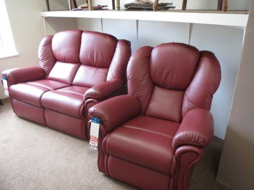 Ex Display Tuscany Leather Suite Sofas Suites Kettley 39 S Furniture