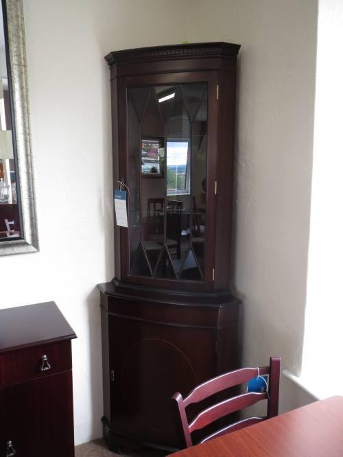 Mahogany Corner Unit Occasional Furniture Kettley 39 S Furniture