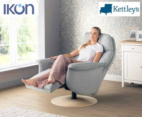 Ikon Orion Electric Recliner Image