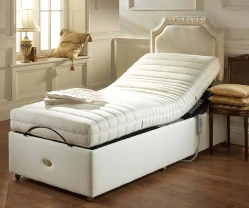 Memory motion adjustable bed beds kettley 39 s furniture - Bedroom sets for adjustable beds ...