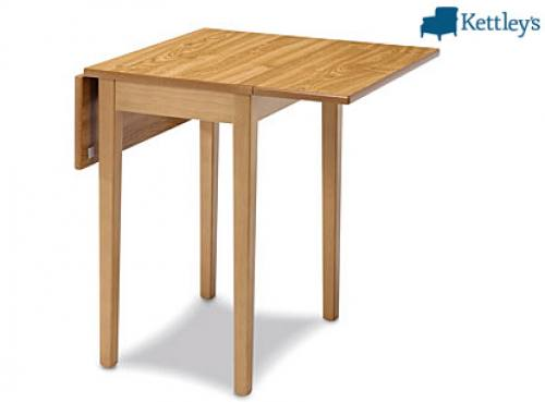 Beautiful About This Product. Sutcliffe Compact Drop Leaf Table ...