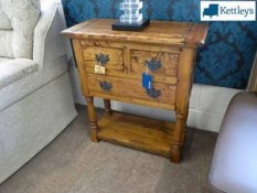 Ancient Mariner EI032 Large Telephone Table Image