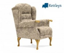 Berkeley Queen Anne Chair Image