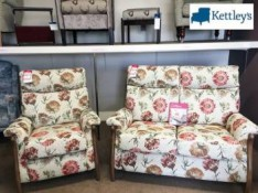 Cintique Richmond Chair/Settee Image