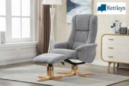 Global Florida Swivel Recliner Image