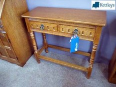 Grangemoor HT27 Hall Table with Drawers Image