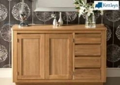Nouveau Living Collection Large Sideboard Image