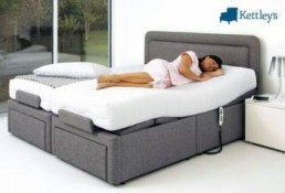 Sherborne Dorchester Adjustable Bed Image