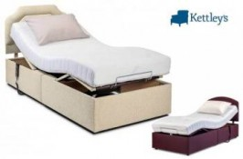 Sherborne Regency Standard Single Adjustable Bed Image