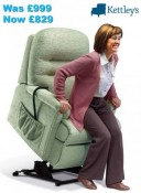 Sherbourne Keswick 'Lift & Rise' Recliner Image