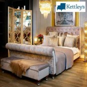 Stuart Jones Rossini High End Bed Image